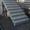 Лестничные марши ребристые с фризовой ступенью #1076569