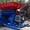 Шредеры,  измельчители двухвалковые для ТБО,  дерева,  автомобильных шин #1249462