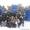Зимняя игра в пейнтбол в Караганде в клубе Скорпион  #1502686