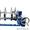Сварочный аппарат для полиэтиленовых труб SUD40-160MZ-4 механика с редуктором #1546766