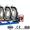 Сварочные аппараты для стыковой сварки полиэтиленовых труб SUD630-1000Н (Гидравл #1567561
