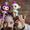 Оригинал Интерактивная обезьянка Fingerlings #1601322
