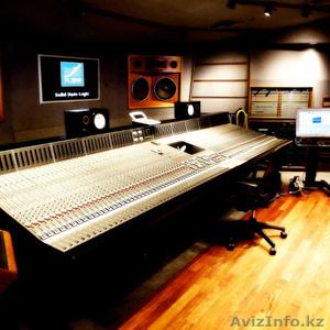 Студия звукозаписи в Караганде  - Изображение #1, Объявление #1551484