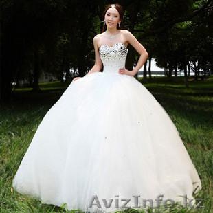 Свадебные платье напрокат в караганде