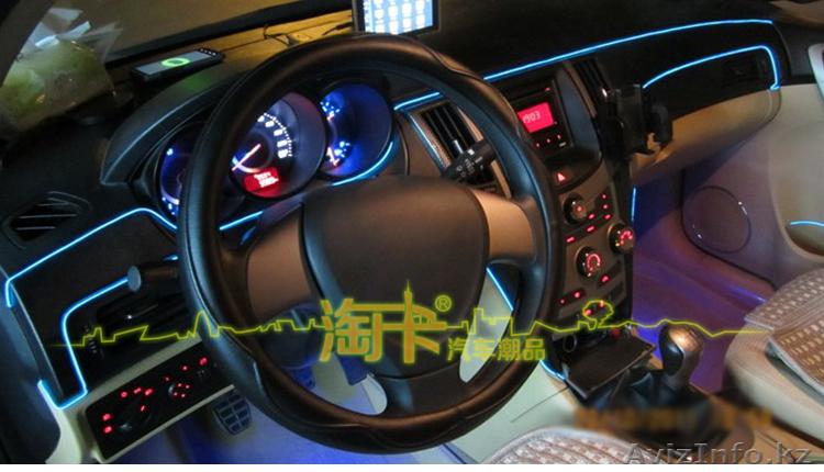 Подсветка салона авто объявление 690476