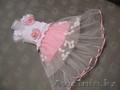 Новое милое платье на принцессу!