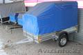 Прицеп для перевозки квадроцикла или грузов КМЗ 8284-41. В Казахстане!