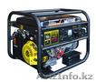 Электрогенераторы бензиновые DY6500 с колесами и с АВР купить