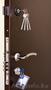 Дверь металлическая утепленная с шумоизоляцией в Караганды