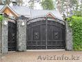 Ворота. Автоматические распашные ворота