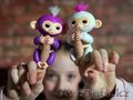 Оригинал Интерактивная обезьянка Fingerlings