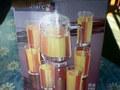 Продается новый графин и 6 стаканов. Luminarc