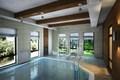 Строительство бассейнов частных домах от ТОО