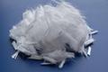 Фибра полипропиленовая (фиброволокно) –